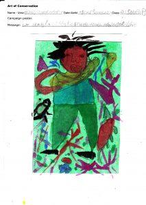Be One Health Aware, Rushubi B, Staying Healthy 2011
